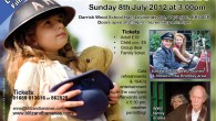 Sunday 8th July at Darrick Wood Hall! See the flyer below for details.