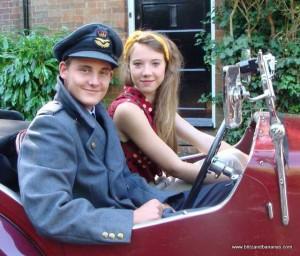 Adam Gray & Olivia Jackson (Ronnie & Pearl)