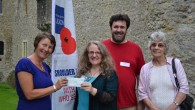 Earlier in the summer, I was invited to take our cheque for the Poppy Appeal to a special poppy fundraisers' event in Kent. Freddy and Chris, who did a huge amount to...